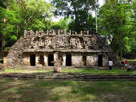 Ruinas de yaxchil n y bonampak en chiapas for El mural de bonampak