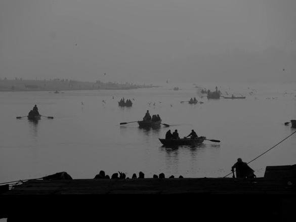 Ganga Varanasi, India