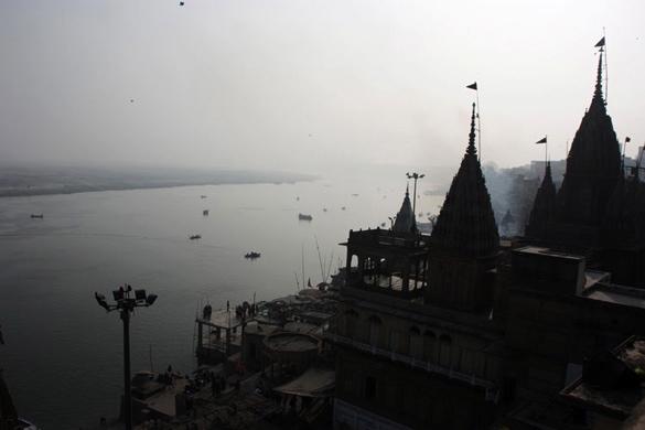 Manikarnika Varanasi, India