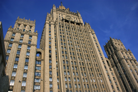 las siete hermanas de Stalin Moscú