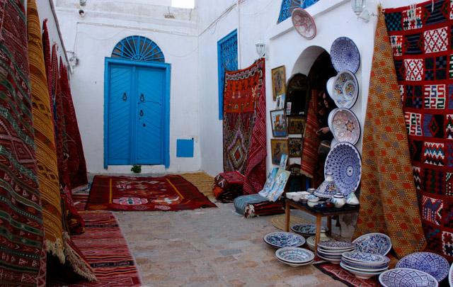 guia viaje tunez: