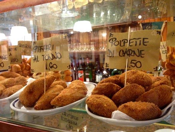Venecia-Cichetti