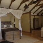 Tongabezi Lodge en Livingstone, Zambia