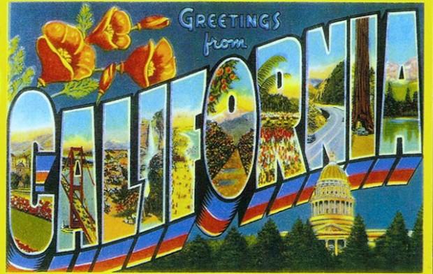 California-postal