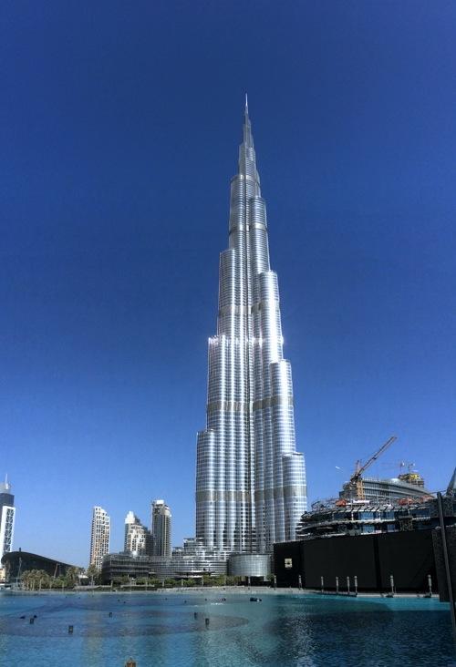 escala en dubi visita al burj khalifa edificio ms alto del mundo